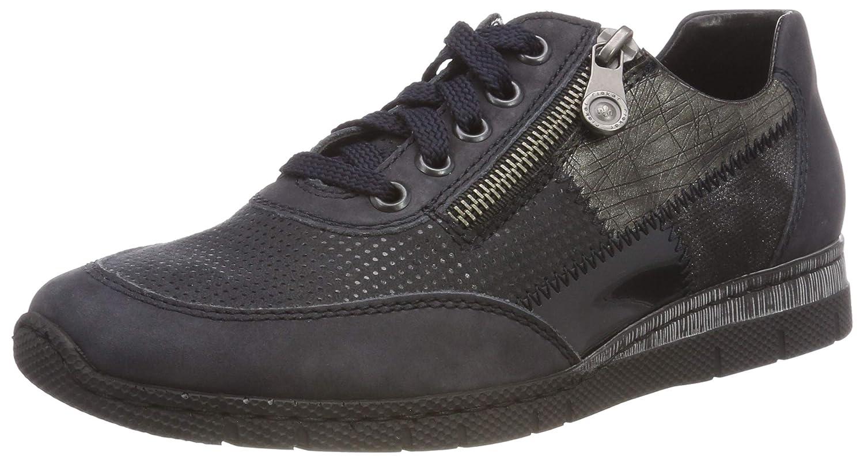 Rieker N5320, Zapatillas para Mujer
