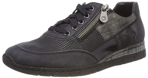 Rieker Damen Damen Rieker N5320 Sneaker  Rieker  Amazon   Schuhe & Handtaschen d93974