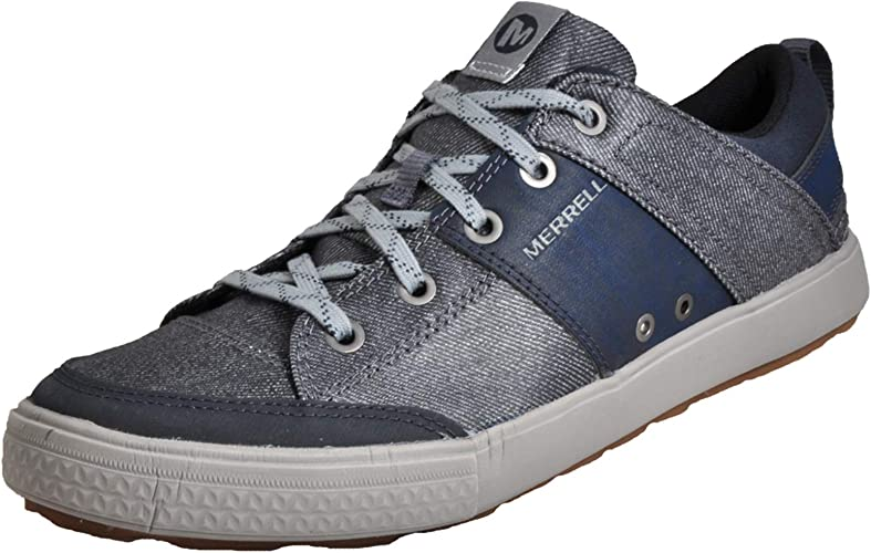 Rant Discovery Lace Canvas Trainers