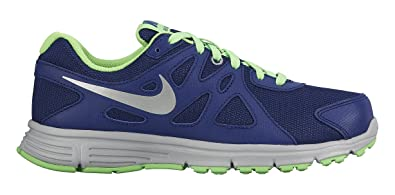 NIKE Revolution 2 Boys Running Shoe (3.5y-7y)  555082-404 10d75945b