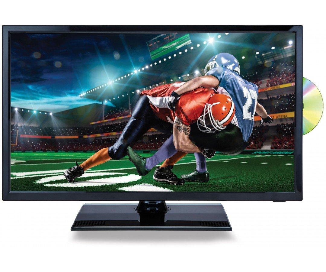 Naxa NTD2256 22'' Class LED TV/DVD/Media Player/Car Package