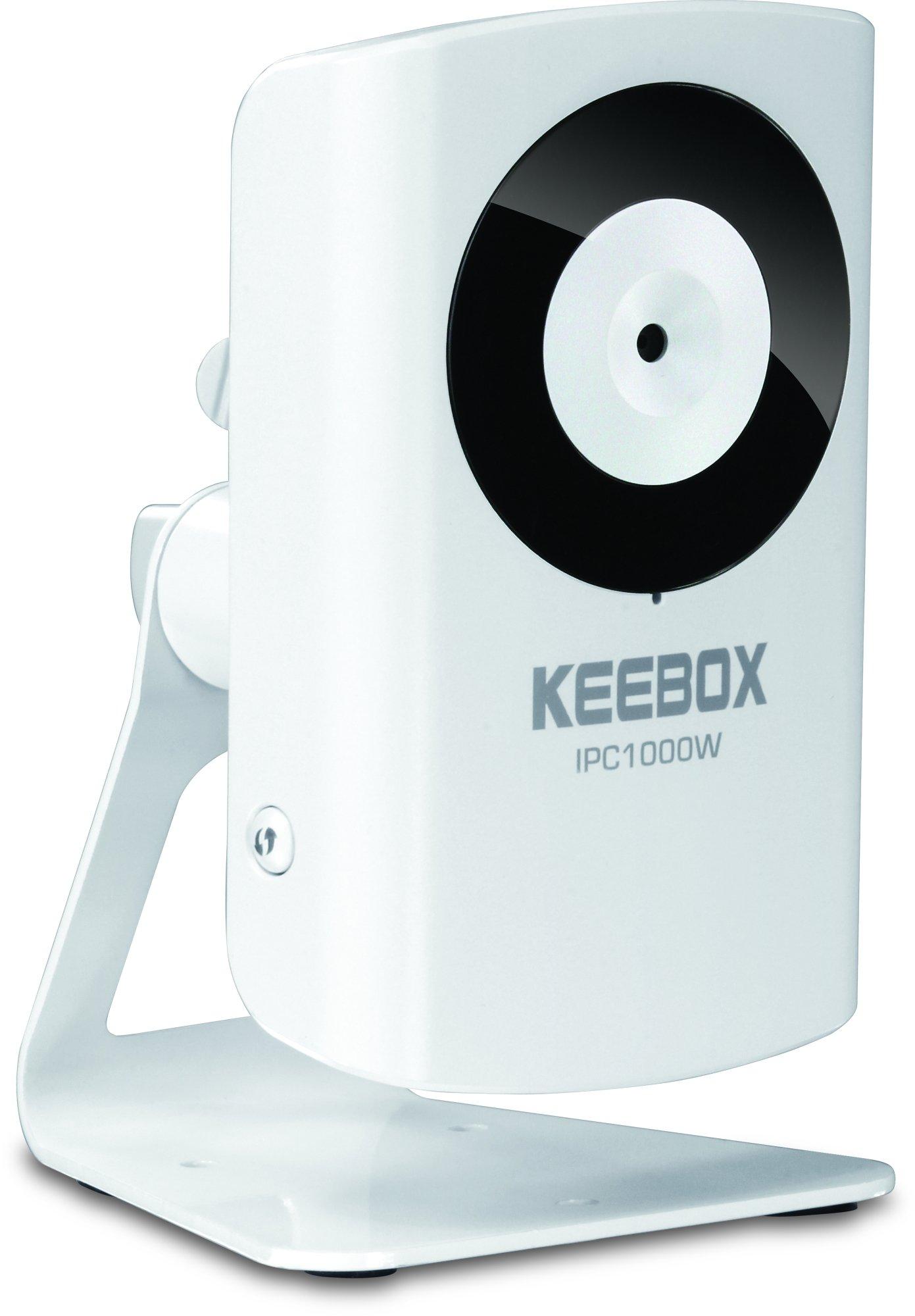 Keebox IPC1000W Surveillance/Network Camera - Color