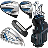 Tour Edge Golf- Bazooka 360 Senior Complete Set With Bag Graphite