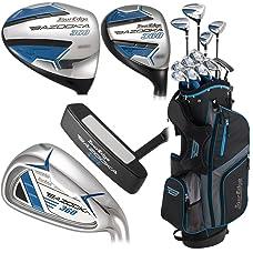 Best golf senior complete set with graphite bag