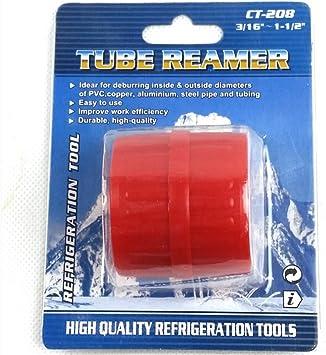 Details about  /3-38mm Manual Pipe Reamer Internal External PVC Copper Metal Tube Deburring Tool