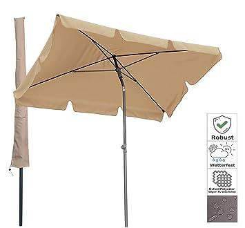 Sonnenschirm Halb Rechteckig : 10 sonnenschirme f r den balkon garten gestaltung gartengestaltung gartenstuhl kinder ~ Watch28wear.com Haus und Dekorationen