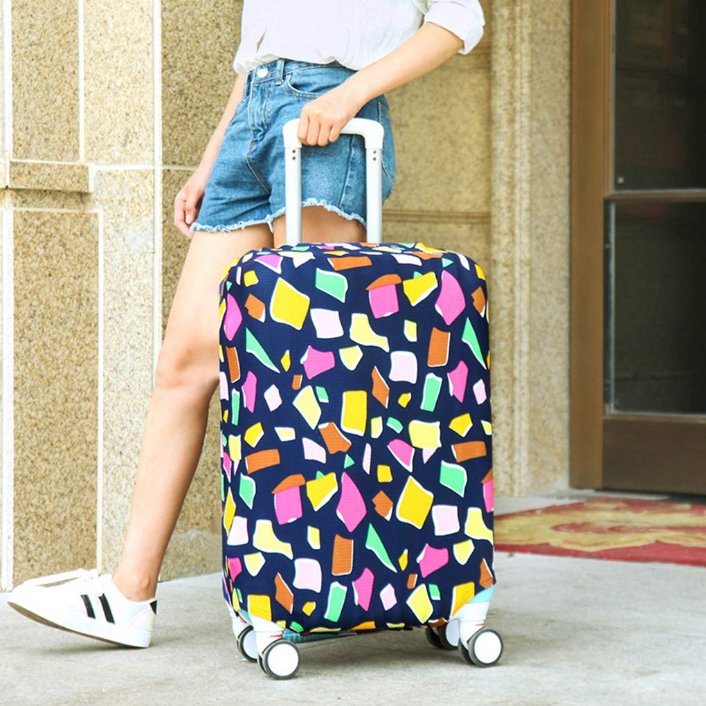 Timlatte Reise-Koffer-Staubschutz Gesch/äftsreise Gep/äck-Schutz Schutzh/ülle Tasche hohe elastische 1# XL