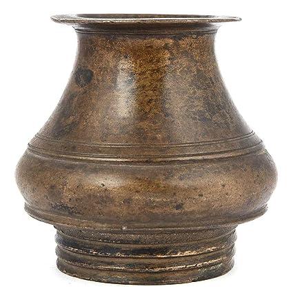 Amazoncom Indianshelf Handmade Brass Vintage South Indian