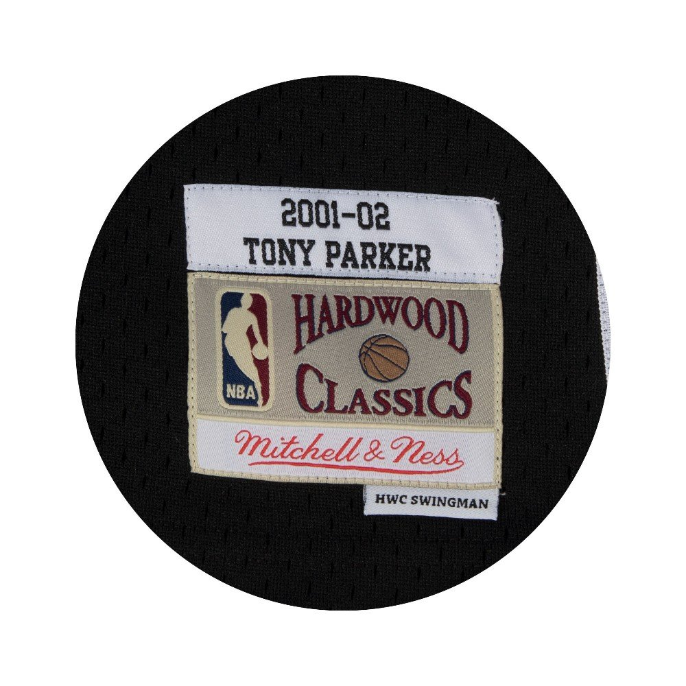 411bcc5a257d Amazon.com   Mitchell   Ness Men s San Antonio Spurs Tony Parker Swingman  Jersey   Sports   Outdoors