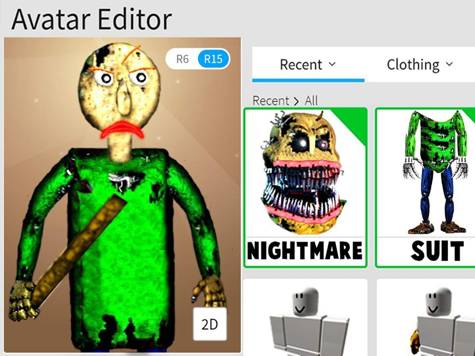 Watch Clip Roblox Game Time Prime Video - nightmare roblox roblox free robux on pc
