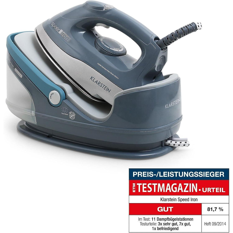 Klarstein Bügelstation Speed Iron