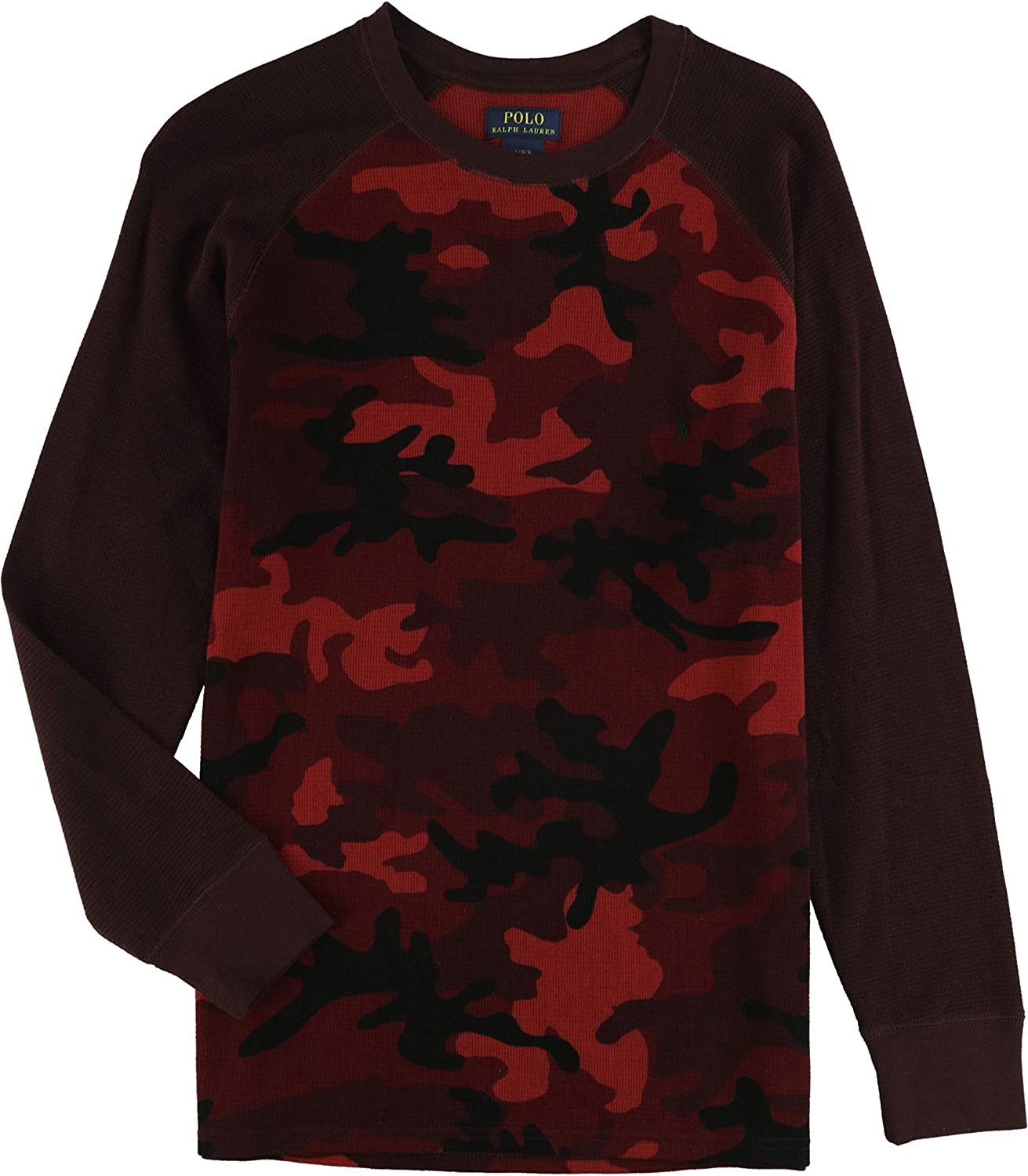 Ralph Lauren Mens Camo Pajama Sleep T-Shirt