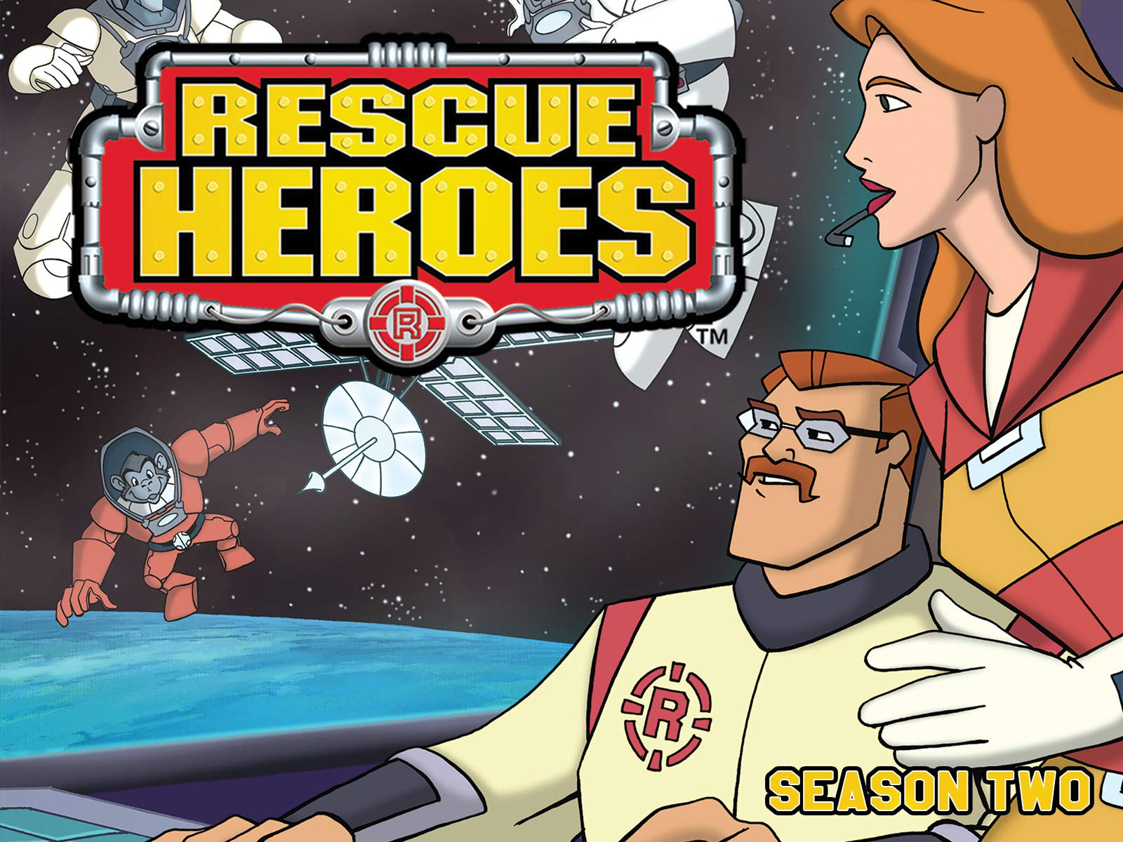 Rescue Heroes on Amazon Prime Video UK