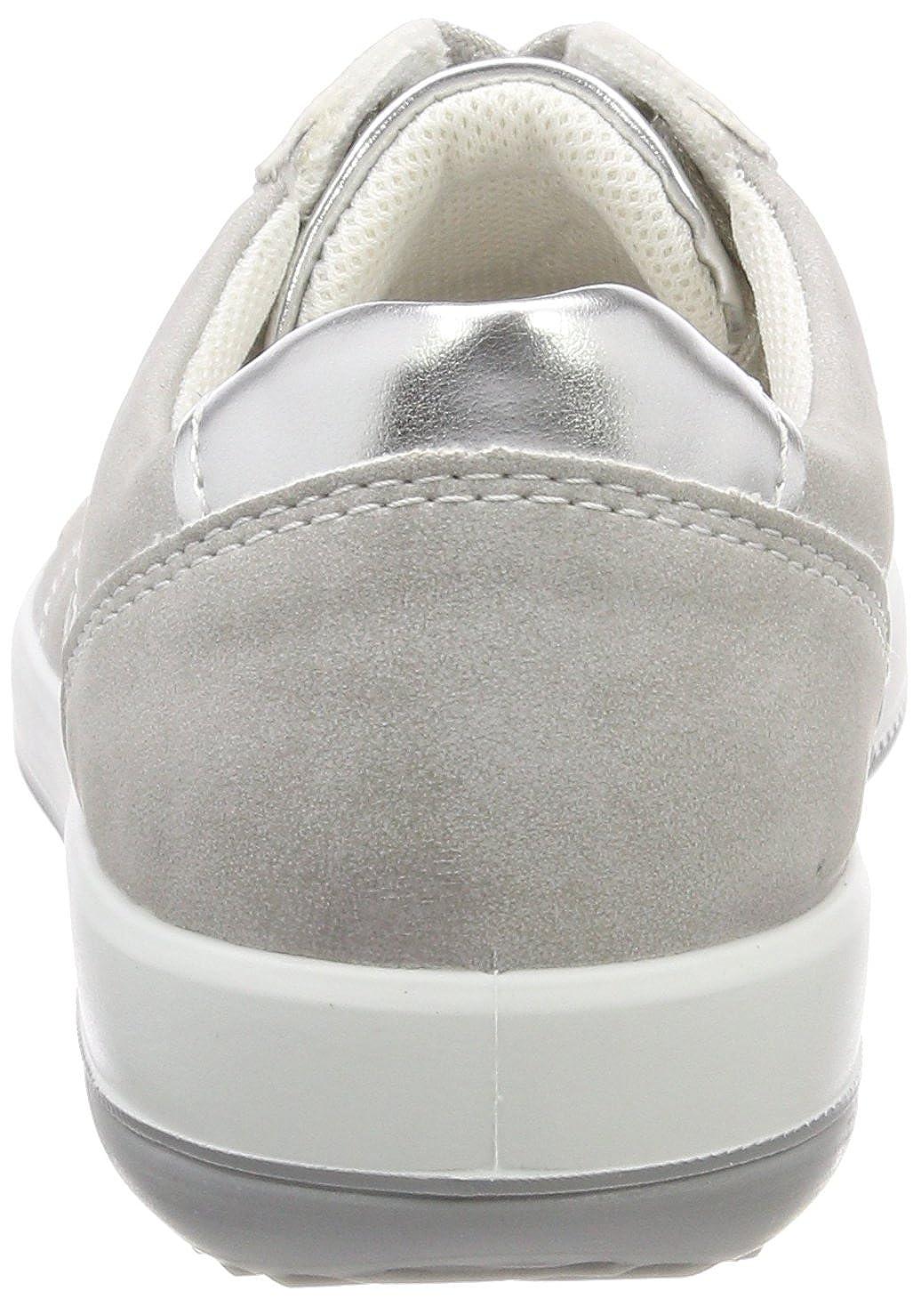 Jenny Damen Miami Sneaker, Grau Silber) (Pebble, Silber) Grau 46015d