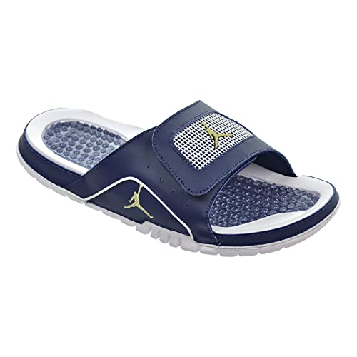 Jordan Hydro IV Retro Men's Sandals Midnight Navy/White/Glow ...