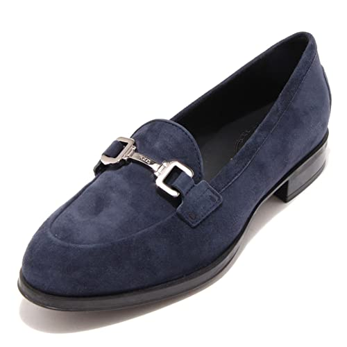 Tods - Mocasines para mujer Azul azul 36.5
