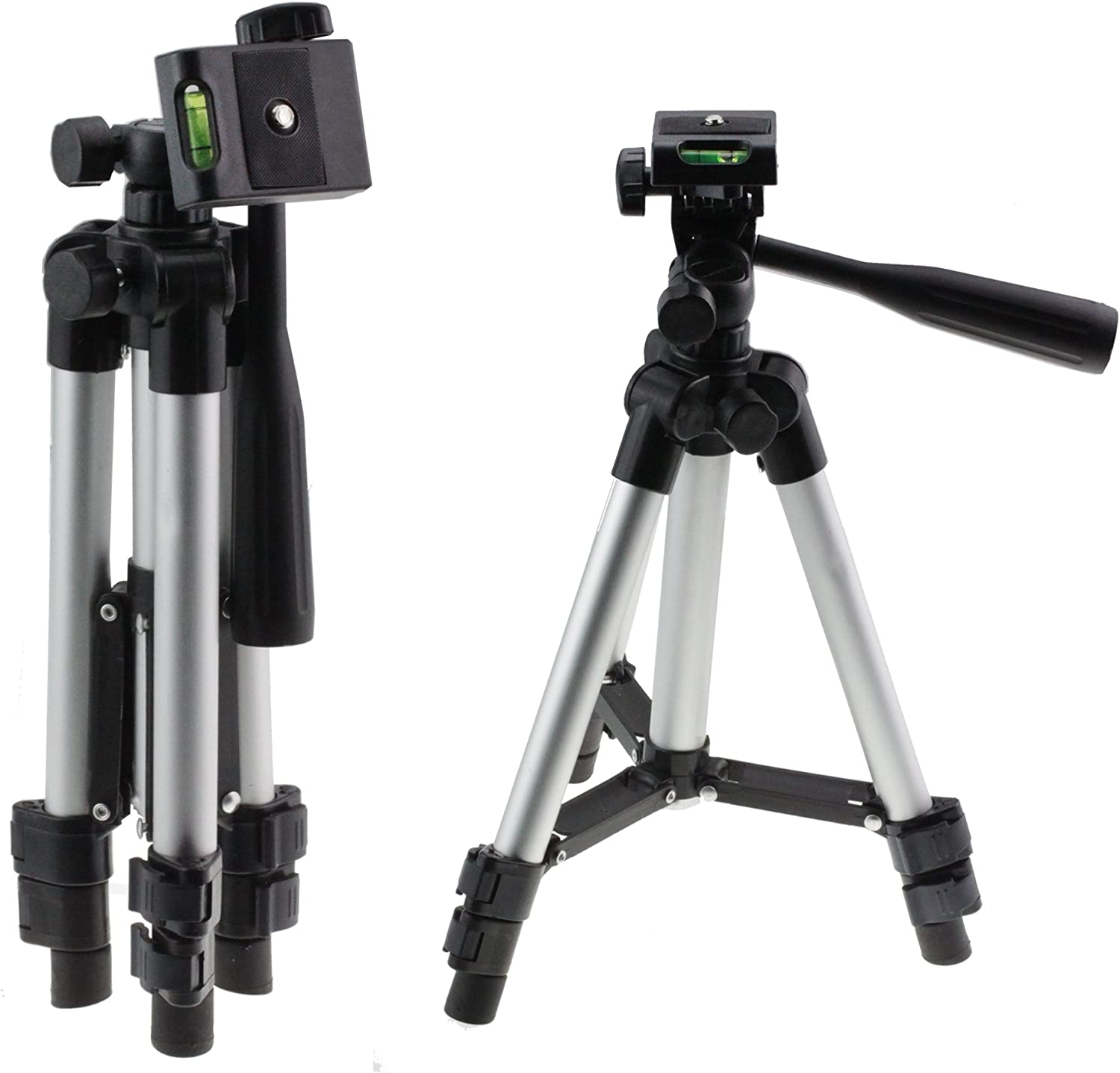 Navitech Lightweight Aluminium Tripod Compatible With The Nikon D750