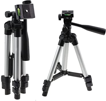 Flexible Tripod Compatible with Sony PXW-Z90V Camcorder Camcorder Tripod for Digital Cameras and Camcorders Approx Height 13 inches