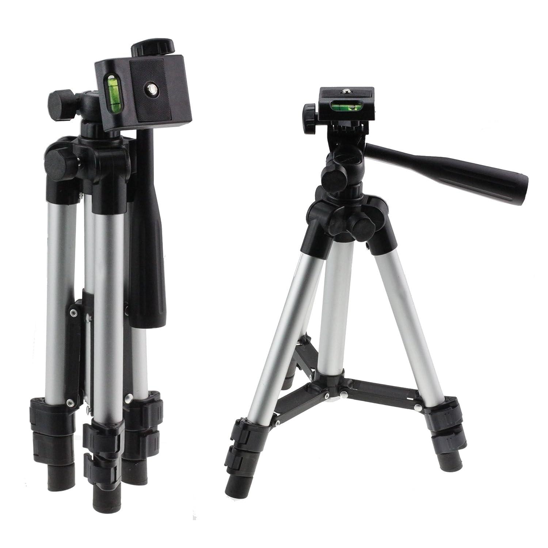 Navitech 軽量アルミニウム三脚 Nikon D5000に対応   B07FCLT1BR