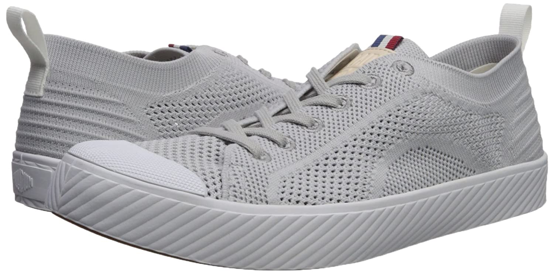 Palladium Women's Pallaphoenix K Ankle Boot B074B6JZWT 6.5 B(M) US Grey
