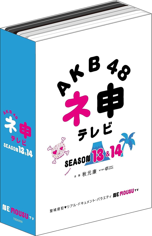 AKB48 ネ申テレビ シーズン13&シーズン14 【6枚組BOX】 [DVD] B00KT7LMW4