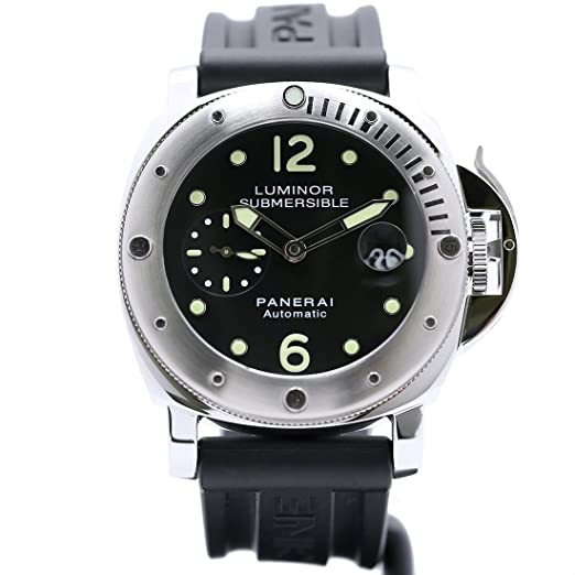 Panerai Luminor sumergible automatic-self-wind PAM00024 - Reloj para hombre (certificado de