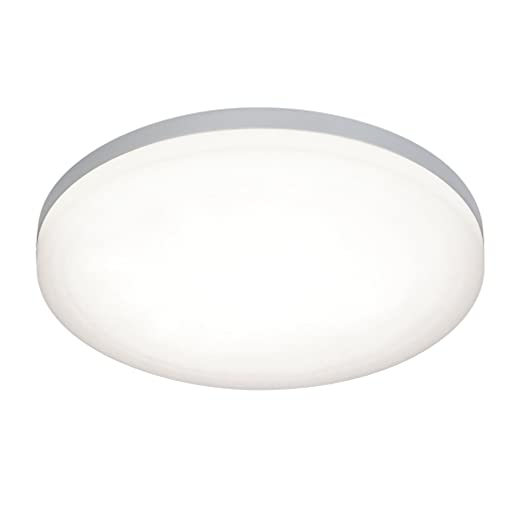 Saxby noble 22w 300mm round cool white chrome finish flush ip44 saxby noble 22w 300mm round cool white chrome finish flush ip44 bathroom led wall ceiling light aloadofball Gallery