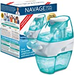 Navage Nasal Care Starter Bundle: Navage Nose Cleaner and 20 SaltPod