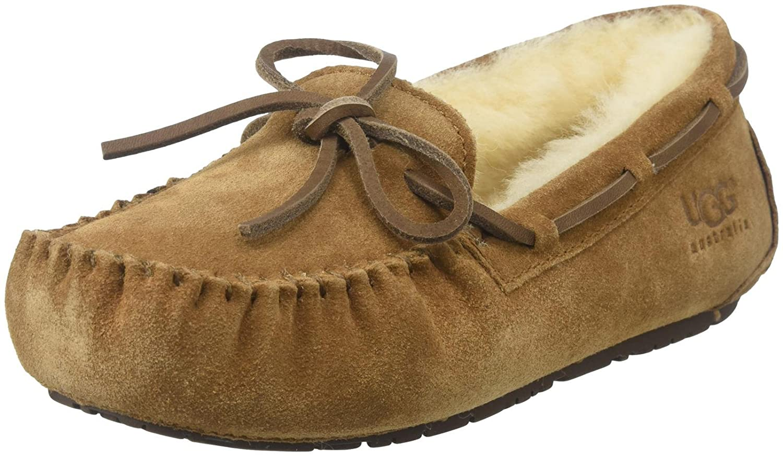 ff27df5aa99 Ugg Australia'S Cozy Slipper For Kids - 11 Chestnut / UK 10