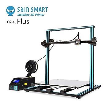 SainSmart x Creality CR-10 Plus - Impresora 3D premontada, alta ...