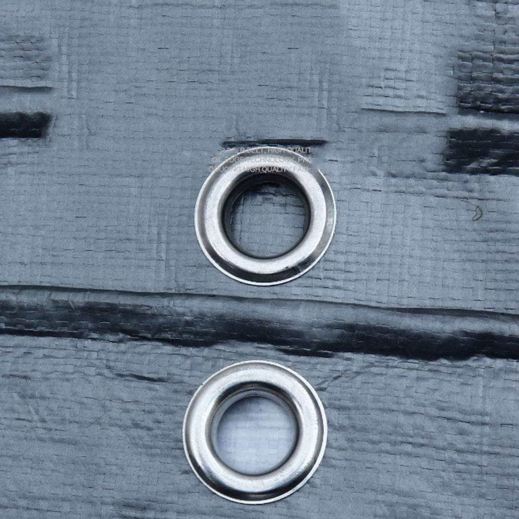 Wasserdichte Plane Wolaoma Plastikplane Freien (Farbe (Farbe (Farbe   Weiß, größe   12M×10M) B07JMQZP2Q Zeltplanen Ausreichende Versorgung 368a59