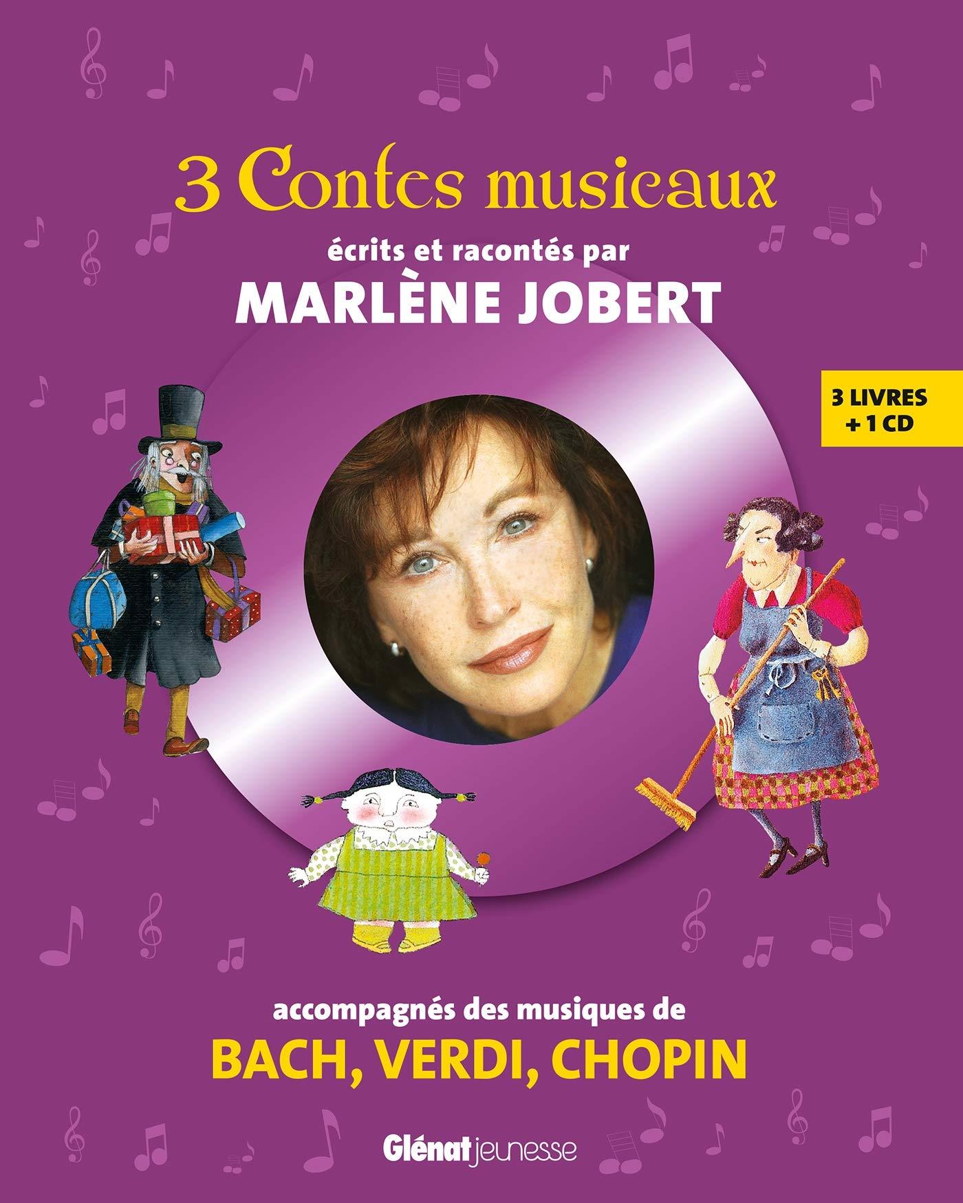 MARLÈNE CONTES MUSICAUX JOBERT TÉLÉCHARGER