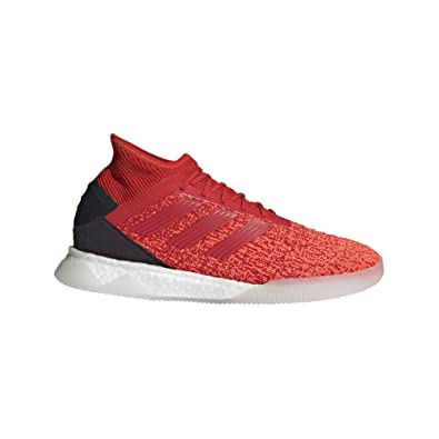 best sneakers 7dfd2 a530c adidas Predator 19.1 Trainer Shoe - Mens Soccer 6.5 Action RedSolar Red Black