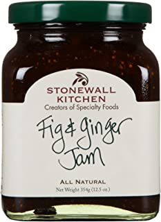 product image for Stonewall Kitchen Fig and Ginger Jam, 12.5 Ounce