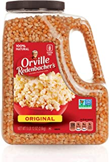 product image for Orville Redenbacher's Gourmet Popcorn Kernels, Original Yellow, 5 lb, 12 oz