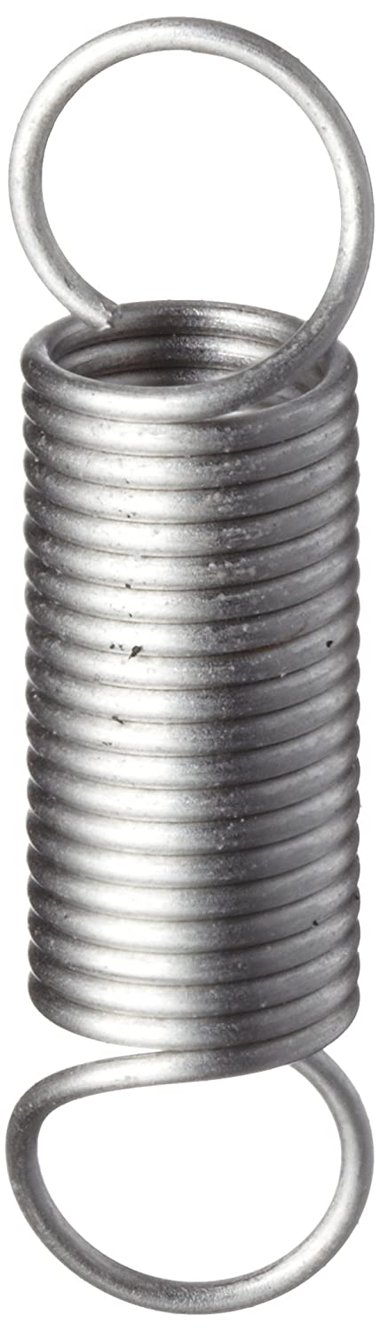 Extension Spring, 302 Stainless Steel, Inch, 0.094\