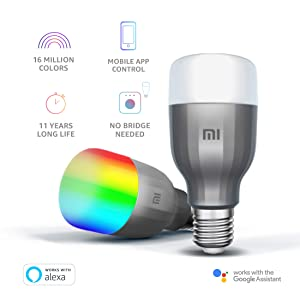 Mi LED Smart Bulb(White and Color)