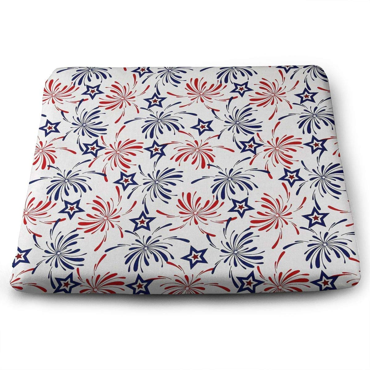 Peachy Amazon Com Koucas Seat Cushion For Office Chair Patriotic Squirreltailoven Fun Painted Chair Ideas Images Squirreltailovenorg