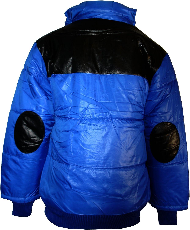 Boys Coat School Padded Hooded Jacket Waterproof New Age 3-14 Years Aelstores