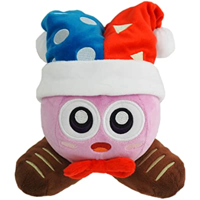 "Little Buddy 1631 Kirby's Adventure All Star Collection Marx Stuffed Plush Dolls, 8"": Toys & Games"