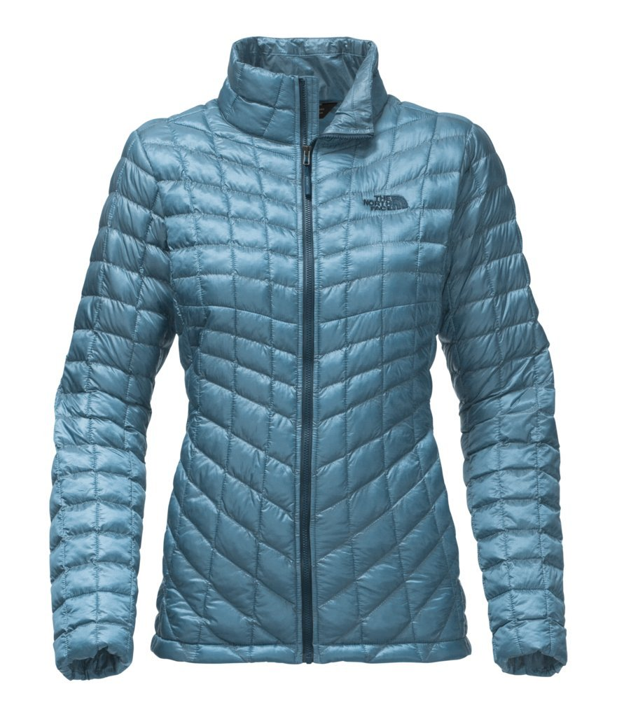 The North Face Women's Thermoball Full Zip Jacket - Provincial Blue - S