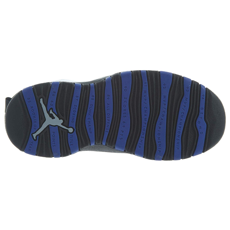 wholesale dealer 84098 a401f Amazon.com   Jordan 10 Retro Orlando Little Kids   Sneakers