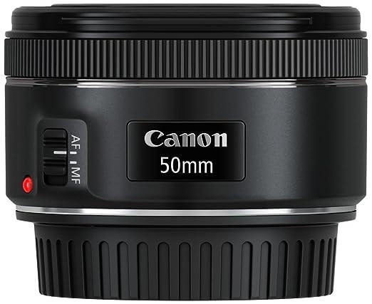 520 opinioni per Canon Teleobiettivo, EF 50 mm f/1.8 STM SLR, Nero [Versione Canon Pass Italia]
