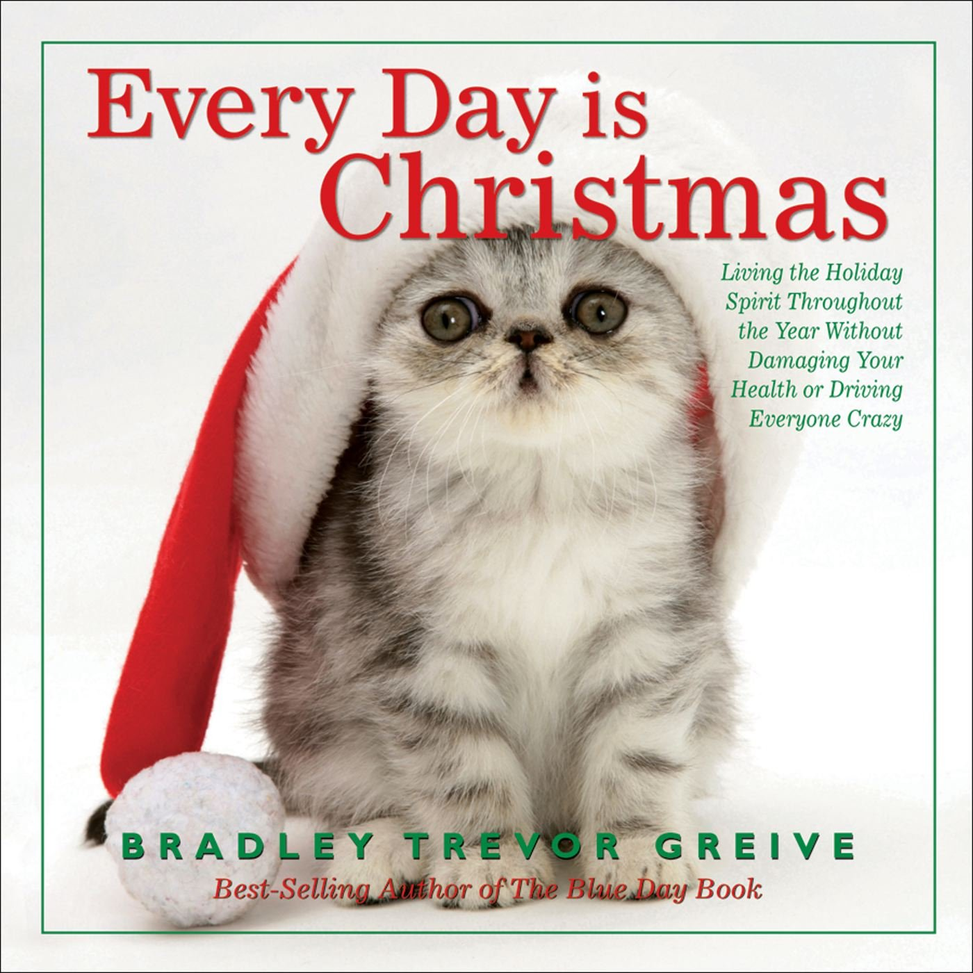 Read Online Every Day Is Christmas: Living the Holiday Spirit Throughout the Year Without Damaging Your Health or Driving Everyone Crazy ebook