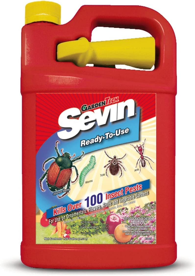 Sevin Bug Killer Multiple Insects 0.25 Gal