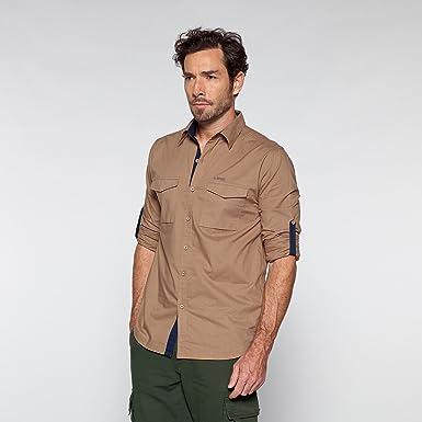 Berg Outdoor Hay Camisa, Hombre: Amazon.es: Ropa y accesorios