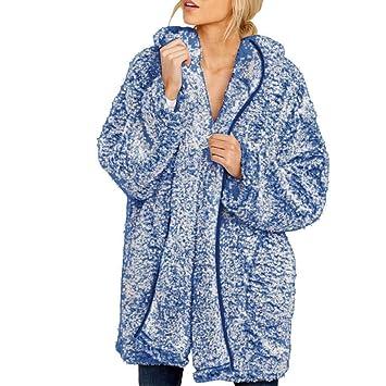 Amazon.com: Lazapa suéteres para mujer, color sólido ...