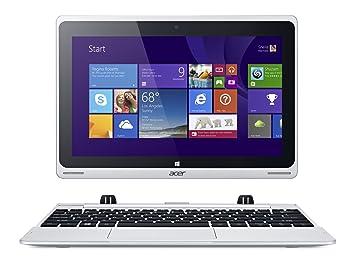 Acer Aspire Switch 10 SW5-011-18R3 - Ordenador portátil (Híbrido (2-en-1), Plata, Convertible (extraíble), Z3745, Intel® AtomTM, BGA1380): Amazon.es: ...