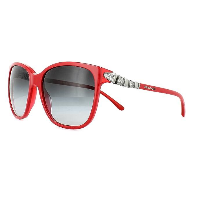 Bvlgari Gafas de Sol BV8136 TANGO RED  Amazon.es  Ropa y accesorios 5b0bb2bcabde