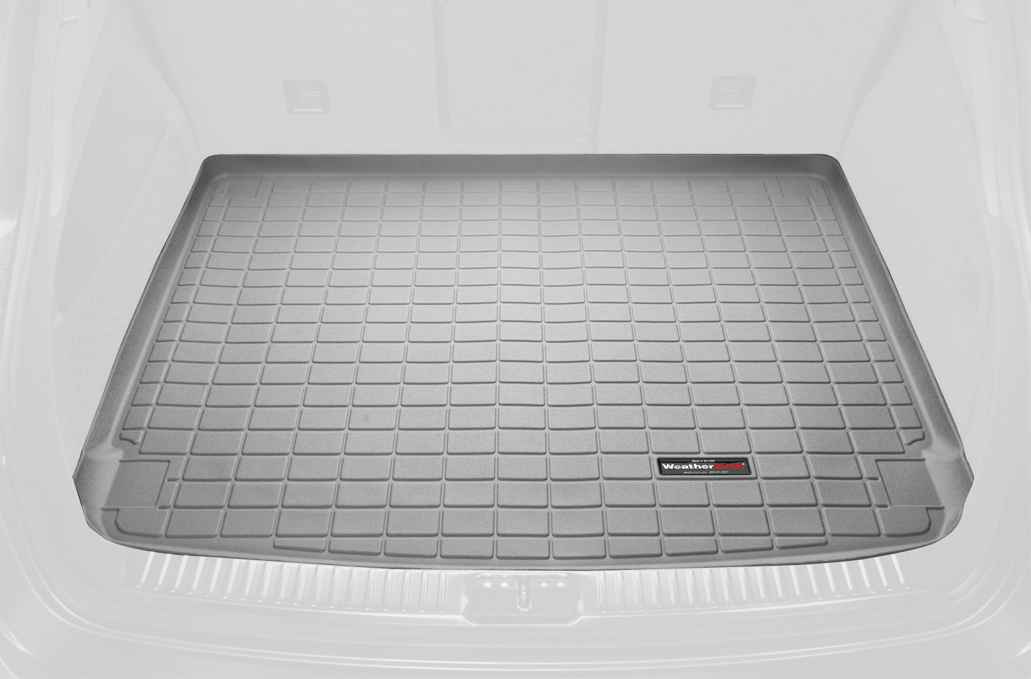 WeatherTech Custom Fit Cargo Liners for Chrysler Town /& Country Long Wheel Base Grey